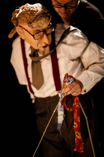Soleil couchant au Mouffetard - Théâtre des arts de la marionnette