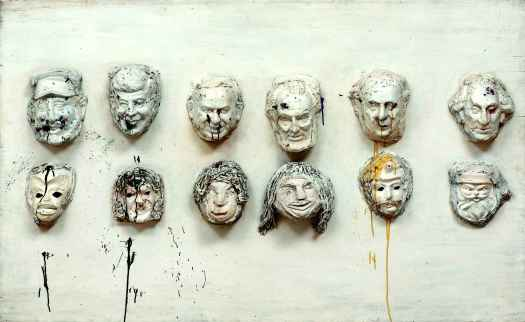 Heads of State, Study for King Kong (1963)