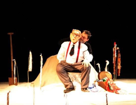 Soleil Couchant, Tof Théâtre, Mouffetard