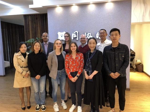 Les étudiants en MBA Stratégies Commerciales et Marketing Optique et Santé  sont partis à la découverte du marché de l optique en Chine, du 18 au 29  octobre ... d86fdda1f898
