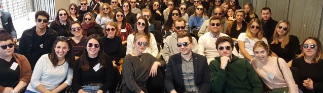 Le 8 janvier, les 85 étudiants des 4 promotions du Bachelor de Manager en  Optique des ISO Lille, Nantes, Lyon et Paris se sont rendus sur le site de  ... c7382c4058c5